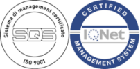 ISO 9001:2015 SQS- IQ - Management System Zertifikat
